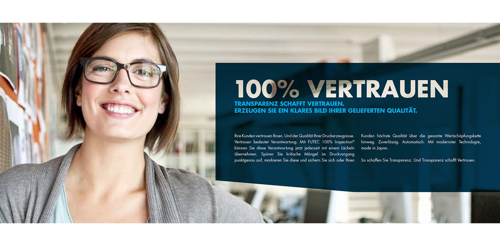 Projekt: FUTEC Produktbroschüre (2016)