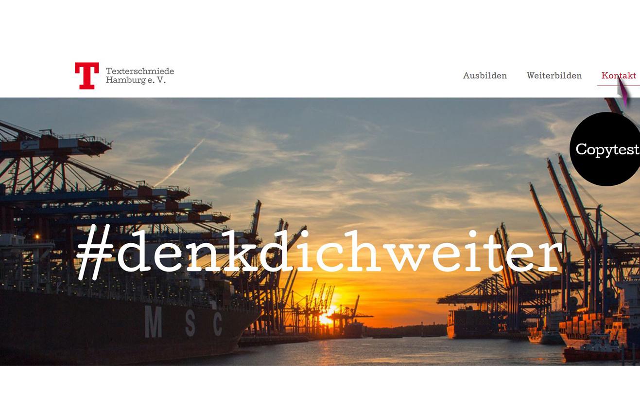 Projekt: Texterschmiede Hamburg e.V. (seit 2014)