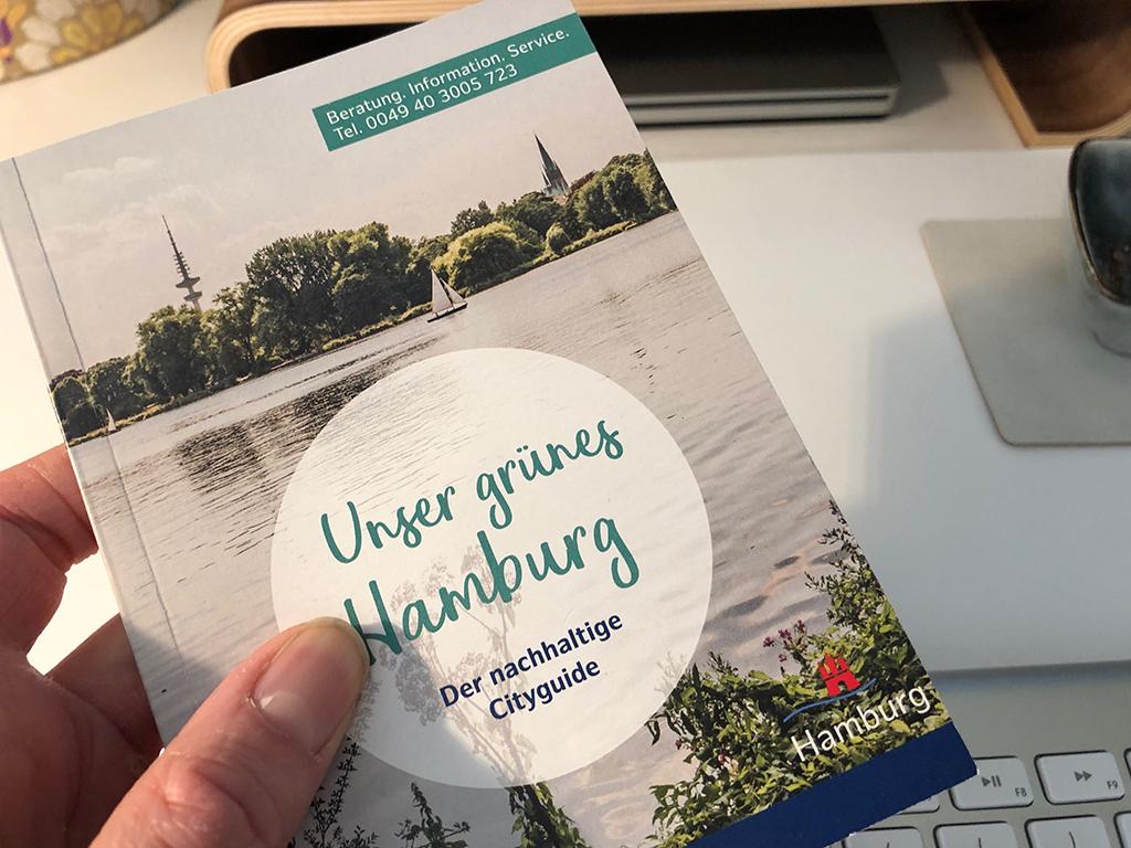 Projekt: Nachhaltiger Stadtführer für Hamburg (2018)